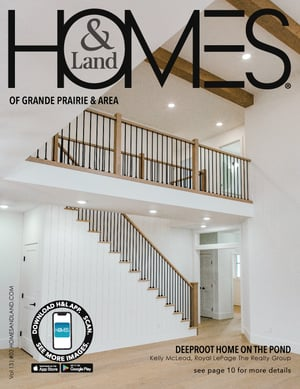Homes & Land of Grande Prairie & Area